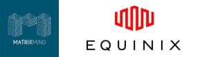 SB logo Matrixmind en Equinix